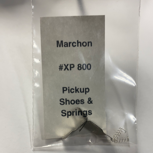 Pickup Shoes & Springs | XP 800 | Marchon-Tyco-ProTinkerToys