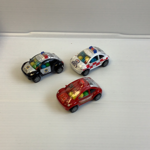 Rescue Candy Filled Cars | 33030 | Nassau Candy-ProTinkerToys.com-ProTinkerToys