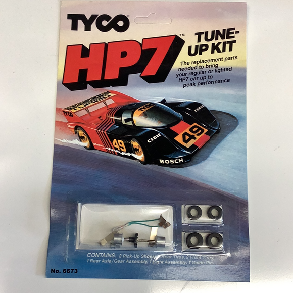 HP7 Tune Up Kit | 6673 | Tyco-Toys & Hobbies:Slot Cars:HO Scale:1970-Now-ProTinkerToys.com
