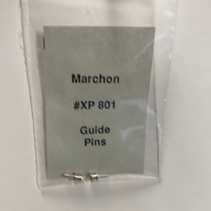 Guide Pins | XP 801 | Marchon-Toys & Hobbies:Slot Cars:1/32 Scale:1970-Now-ProTinkerToys.com