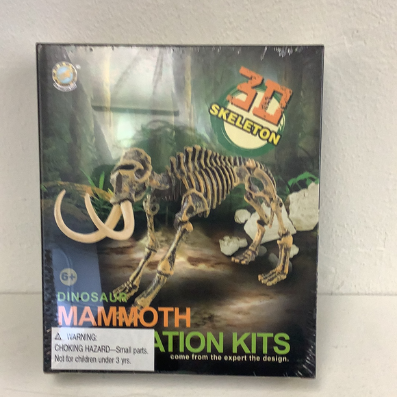 Mammoth Archeology Skeleton Set | IMX49019 | IMEX Model Company-Figures-ProTinkerToys.com