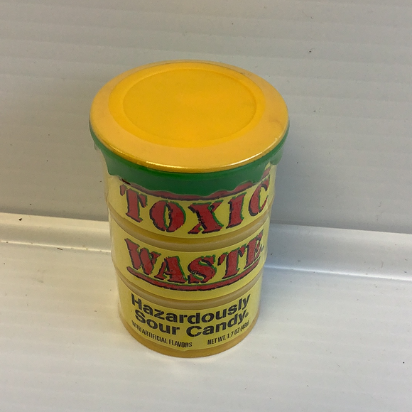 Toxic Waste Sour Candy | 8887 | Nassau Candy-ProTinkerToys.com-ProTinkerToys