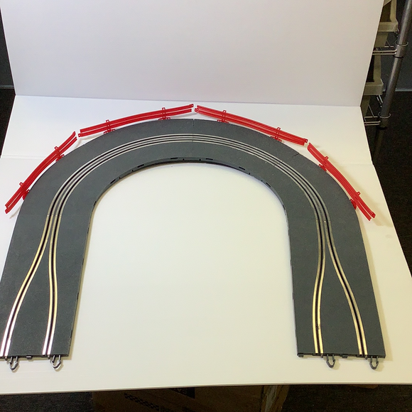 SCX ANALOG 1/32 | B10122B | Chicane Curve Set ( Bulk )-Toys & Hobbies:Slot Cars:1/32 Scale:1970-Now-ProTinkerToys.com