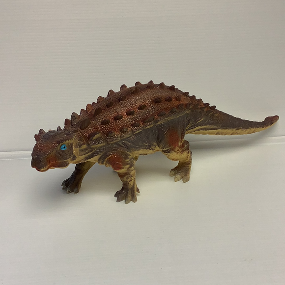 22 Inch Giant Soft Touch Ankylosaurus | IMX49405 | IMEX Model Company-Figures-ProTinkerToys.com