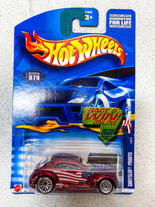 Chrysler Pronto | 079 | 09890 | Hot Wheels-Toys & Hobbies:Diecast & Toy Vehicles:Cars, Trucks & Vans:Contemporary Manufacture-ProTinkerToys.com