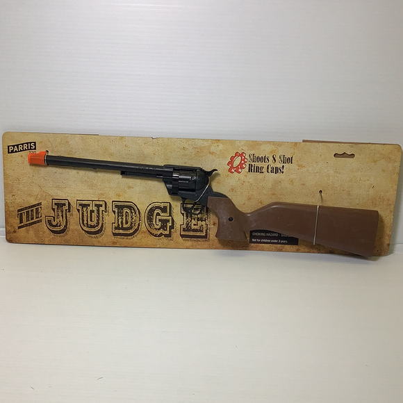 The Judge Rifle | 4731C | Parris Toys| Plastic Gun-Toys & Hobbies:Vintage & Antique Toys:Cap Guns:Diecast-ProTinkerToys.com
