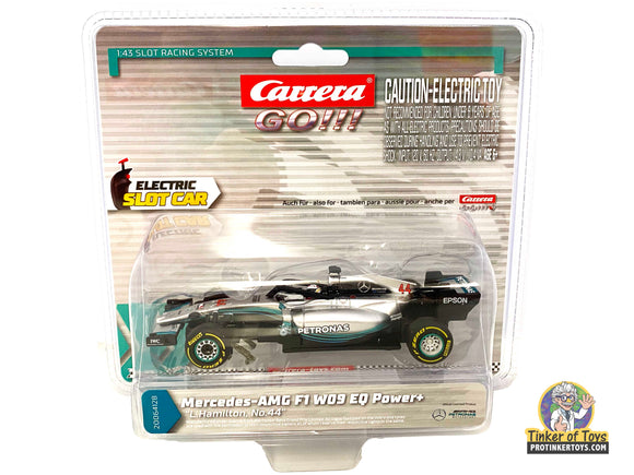 "Mercedes-AMG F1 W09 EQ Power+ ""L.Hamilton, #44"" 
