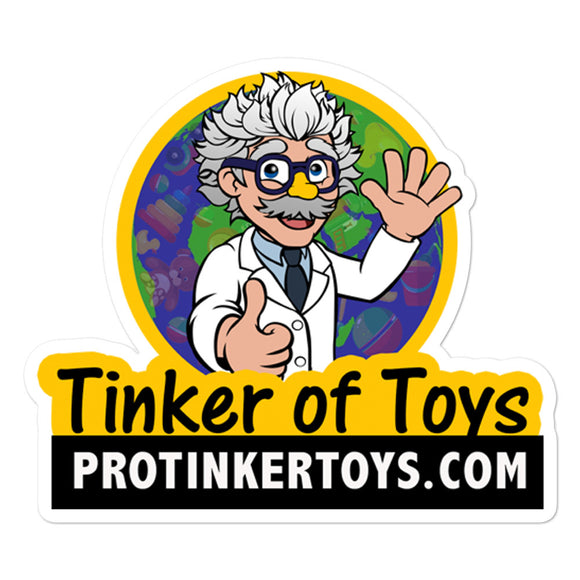 ProTinkerToys.com Stickers!-ProTinkerToys.com-ProTinkerToys