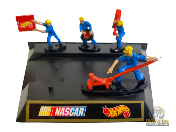 NASCAR 4 Person Pit Crew | PITCREW4PER | Tyco HO-Tyco-ProTinkerToys