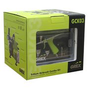 GCK03 - Tritium.TG Airbrush Combo Kit-Air Brushes-ProTinkerToys.com