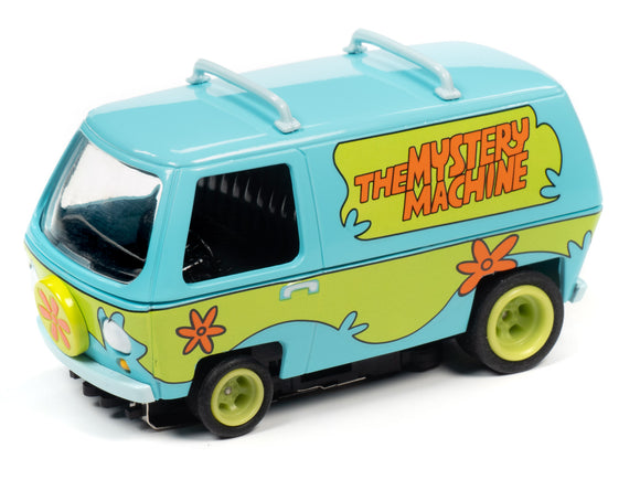 The Mystery Machine | SC358 | Silver Screen Machine | Auto World-Toys & Hobbies:Slot Cars:HO Scale:1970-Now-ProTinkerToys.com