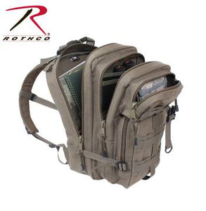 ROTHCO TACTICANVAS GO PACK WITH ARMOR