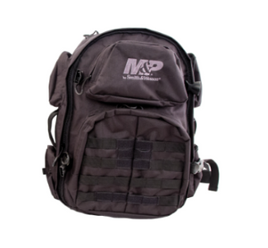 M&P ACCESSORIES PRO TAC BACKPACK WITH ARMOR