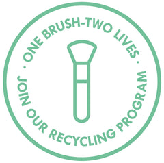 Recycle This Makeup Brush