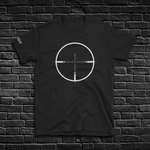 Closer School 'Dead Center' Target Logo T-Shirt