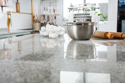 General Care For Stone & Tile Surfaces
