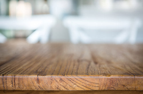 General Care For All Wood Surfaces