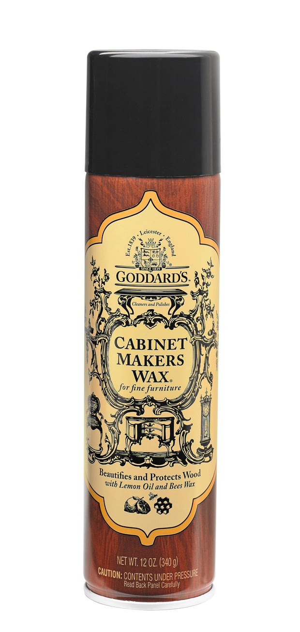Cabinet Makers Wax Aerosol