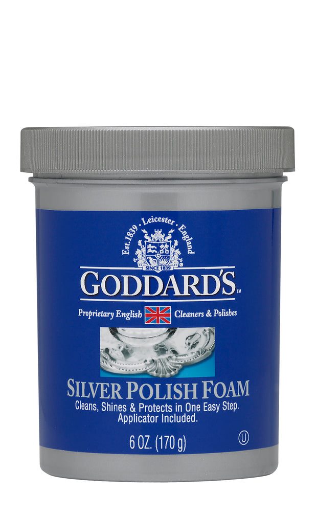 Silver Polish Foam 6oz