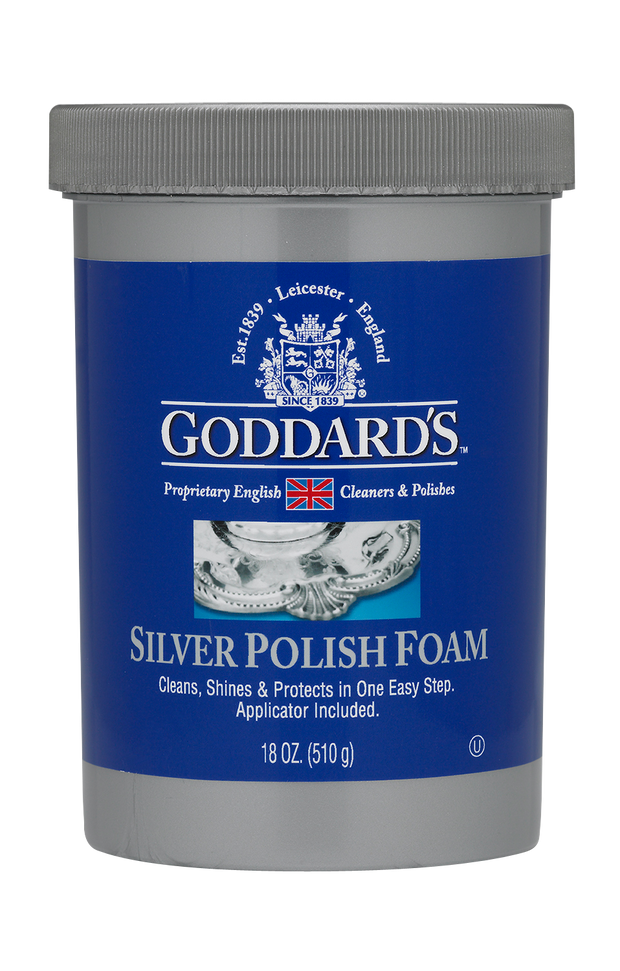 Silver Polish Foam 18oz