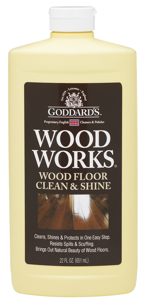 Wood Works® Clean & Shine