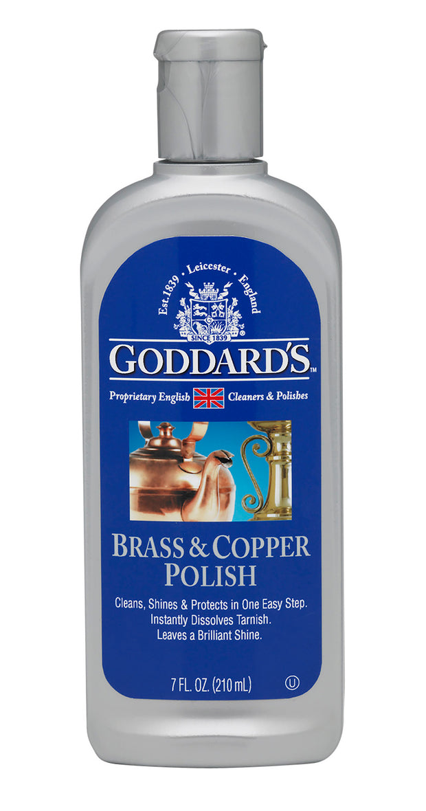Brass & Copper Polish