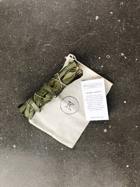 Eucalyptus Smudge Bundle - Liberty and Co. - Fair Trade- Ethically Sourced- Sustainable  Goods