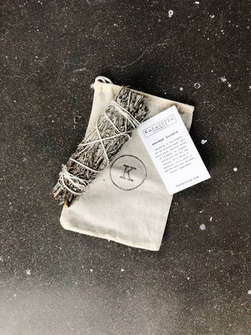 Lavender & Sage Smudge Bundle - Liberty and Co. - Fair Trade- Ethically Sourced- Sustainable  Goods