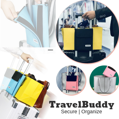 TravelBuddy Multi-Functional Organizer - 60% Off!