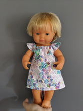 Load image into Gallery viewer, Dolly seaside dress