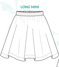 Load image into Gallery viewer, Ladies skirt