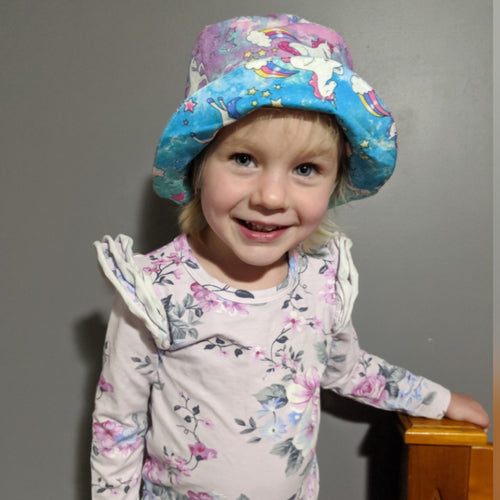 Reversible Hats for all ages