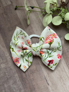 Summer Fields {bow} - Calli Alyse Boutique