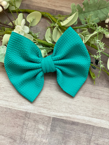 Seaside {bow} - Calli Alyse Boutique