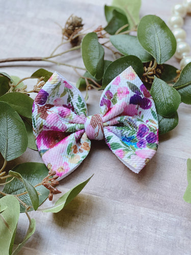 Autumn Berries {Bow} - Calli Alyse Boutique