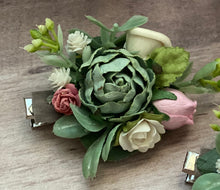 Load image into Gallery viewer, Floral Hair Clip - Calli Alyse Boutique