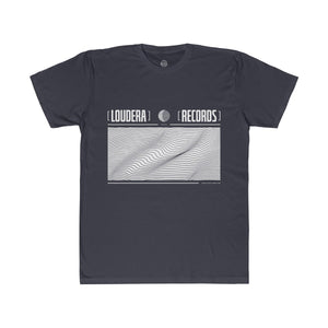 "Loud Era Records ""Presents"" Unisex Fitted Tee"