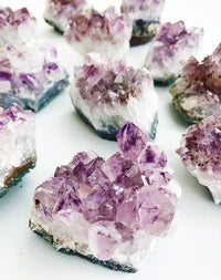 Amethyst Natural Crystal Cluster
