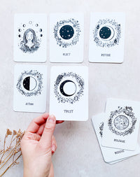 Moon Journal Mini Moon Deck