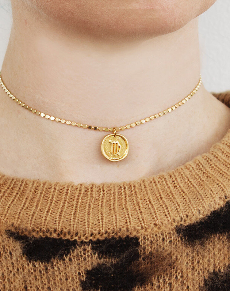 Oracle Zodiac Choker
