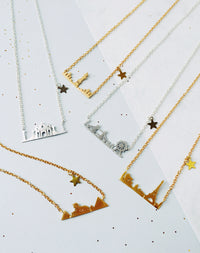 Skyline City Necklaces