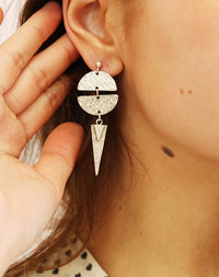 Anoud Geometric Earrings