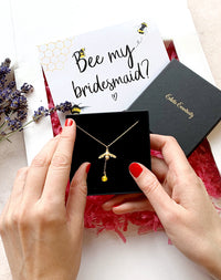 Letterbox Gift - Bee My Bridesmaid?