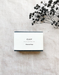 Charcoal Soap by CLAY