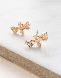Create A Buzz Bee Earrings