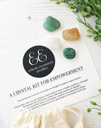 Crystal Kit For Empowerment