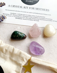 Crystal Kit For Mother's and Mother's To Be