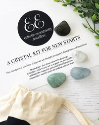 Crystal Kit For New Starts
