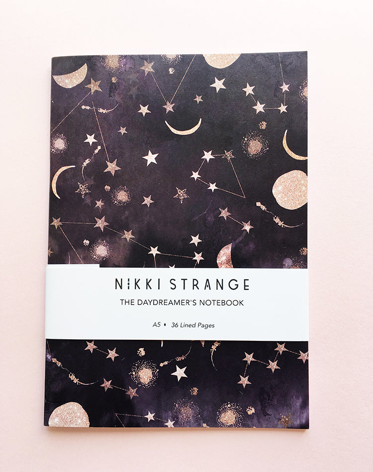 Nikki Strange Daydreamer's Notebook