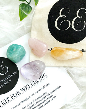 Crystal Kit For Wellbeing